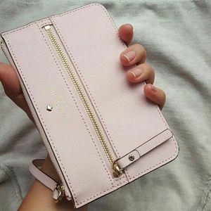 New Kate Spade wristlet wallet